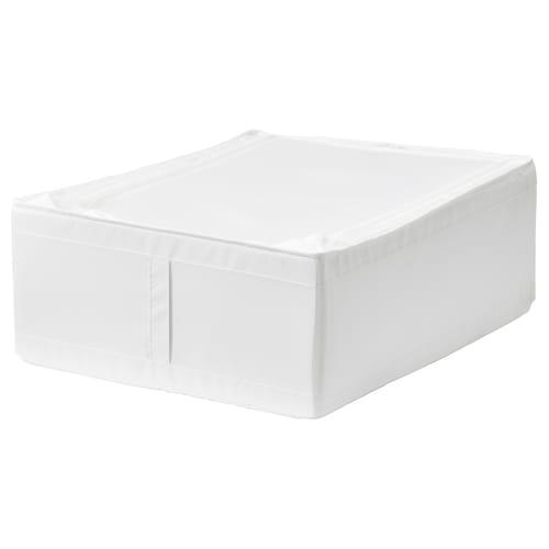 SKUBB storage case white 44 cm 55 cm 19 cm