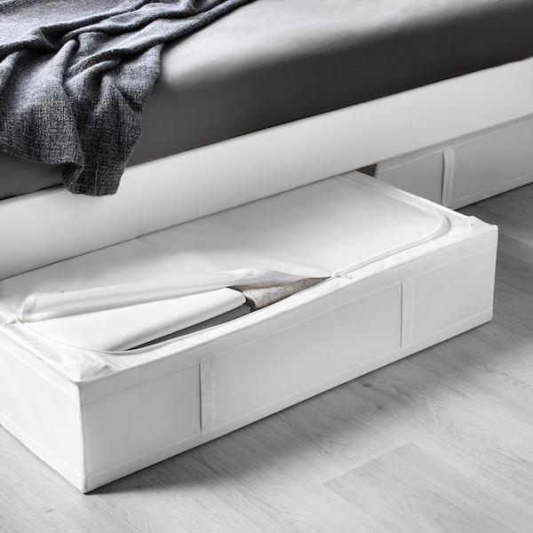 SKUBB storage case white 93 cm 55 cm 19 cm