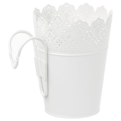 IKEA SKURAR Plant pot with holder