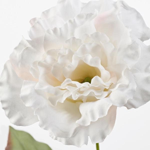 SMYCKA artificial flower Lisianthus/white 60 cm