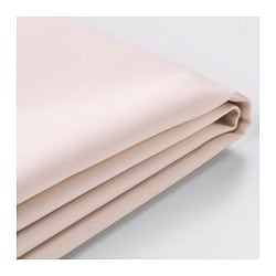 SÖDERHAMN corner section cover, Samsta light pink