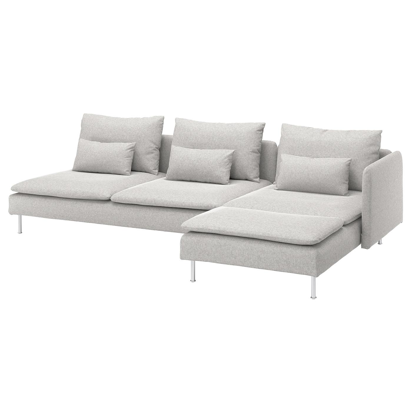 SÖderhamn 4 Seat Sofa With Chaise