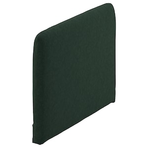 Cover: Tallmyra dark green.