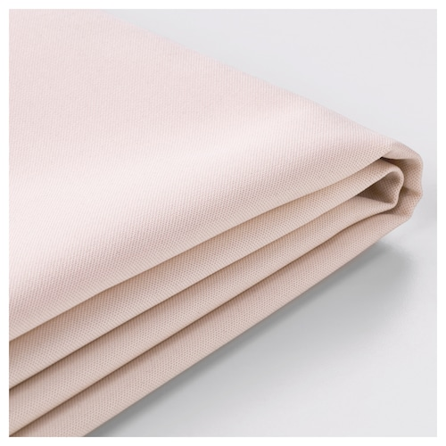 SÖDERHAMN cover for chaise longue Samsta light pink