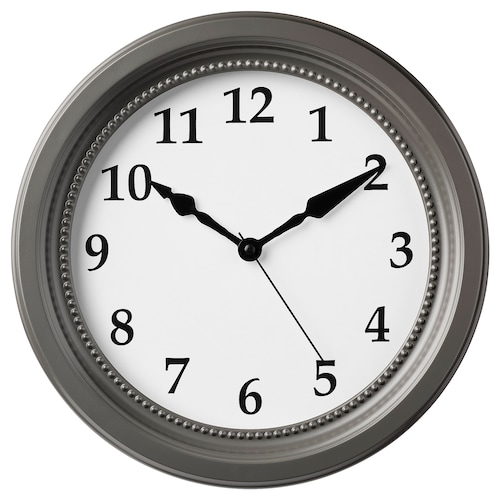 IKEA S?NDRUM Wall clock