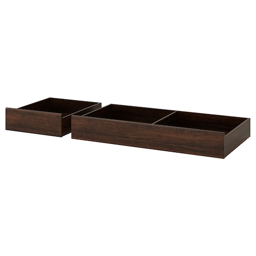 IKEA SONGESAND Bed storage box, set of 2