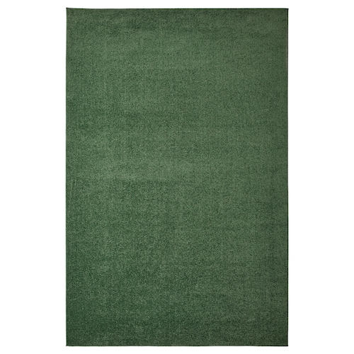 SPORUP rug, low pile dark green 300 cm 200 cm 11 mm 6.00 m² 2200 g/m² 800 g/m² 9 mm