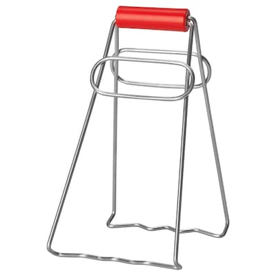 STENBIT Dish clamp, red