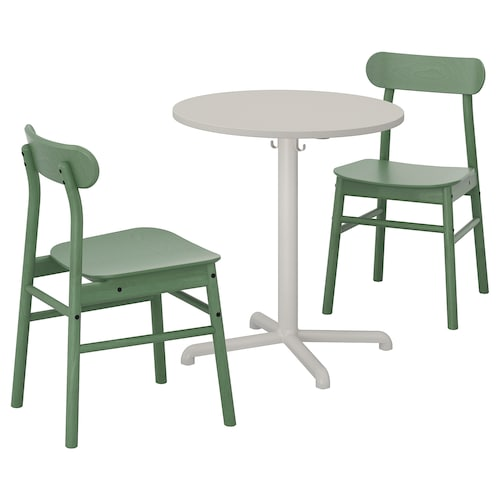IKEA STENSELE / R?NNINGE Table and 2 chairs