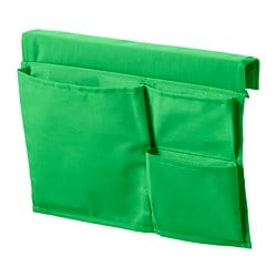 STICKAT bed pocket, green