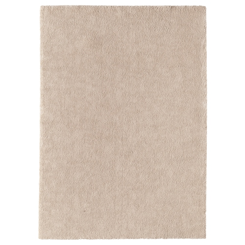 STOENSE rug, low pile off-white 240 cm 170 cm 18 mm 4.08 m² 2560 g/m² 1490 g/m² 15 mm