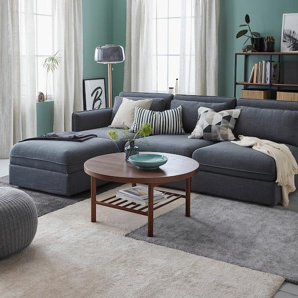 STOENSE rug, low pile off-white 195 cm 133 cm 18 mm 2.59 m² 2560 g/m² 1490 g/m² 15 mm