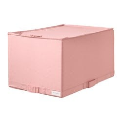 STUK storage case, pink