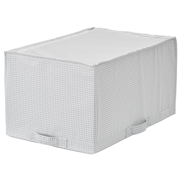 STUK storage case white/grey 34 cm 51 cm 28 cm
