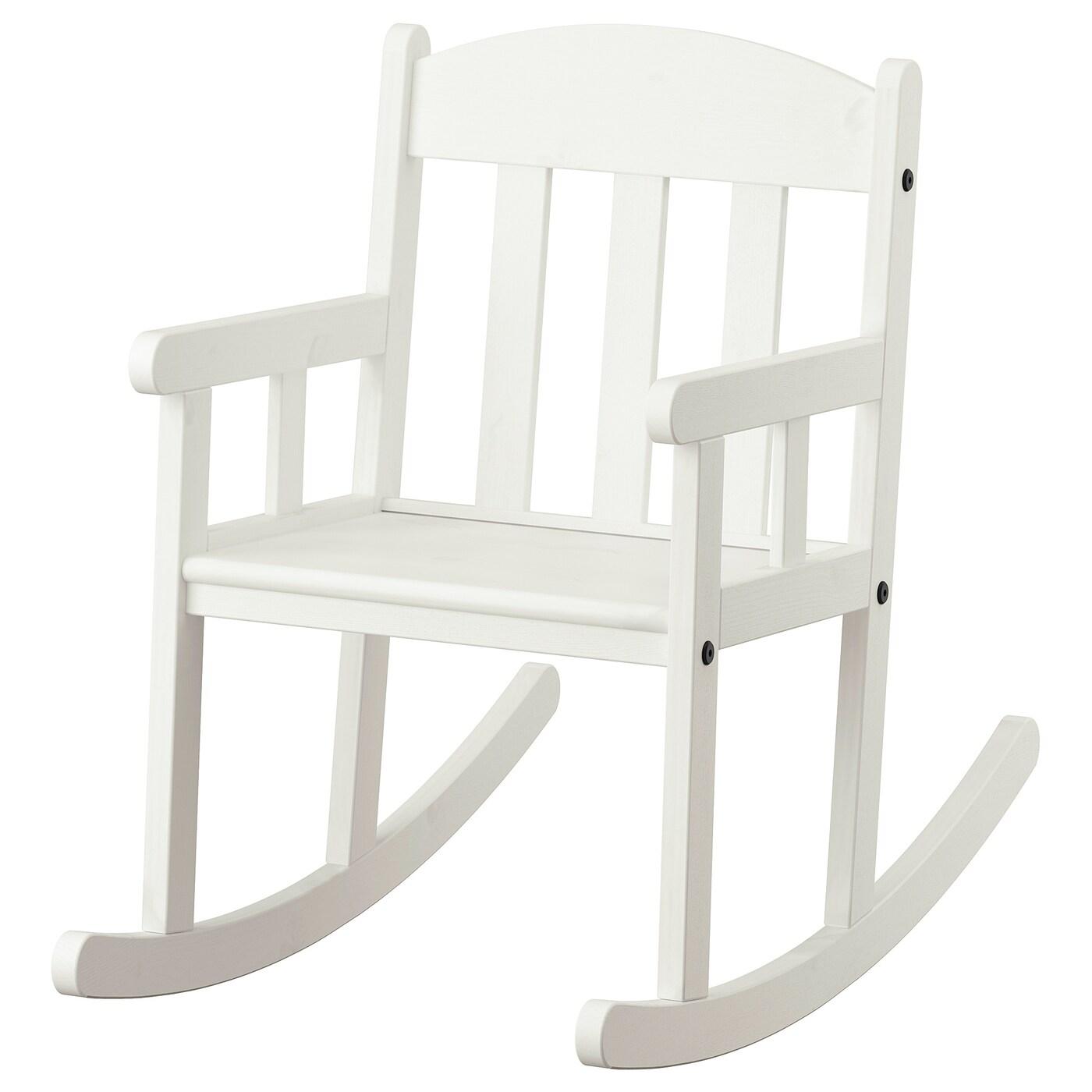 Sundvik Rocking Chair White Ikea