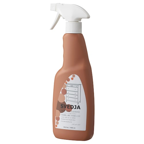 SVEDJA wood cleaner with protection 500 ml