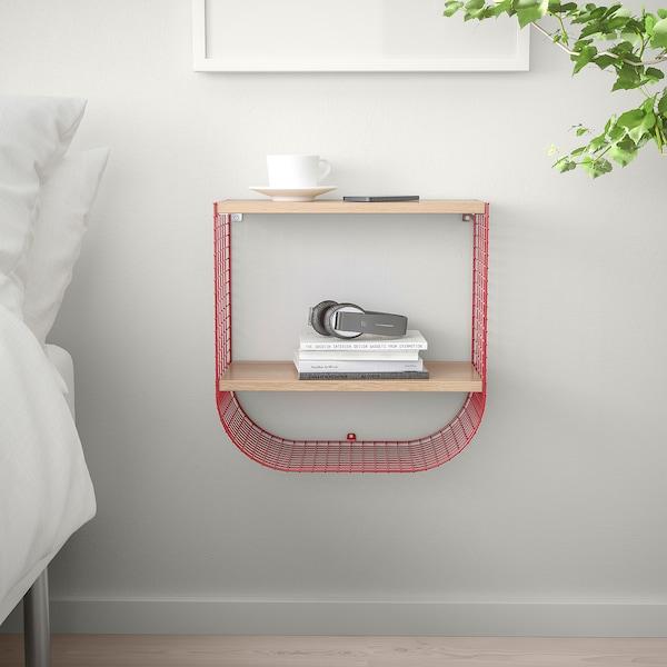 IKEA SVENSHULT Wall shelf with storage