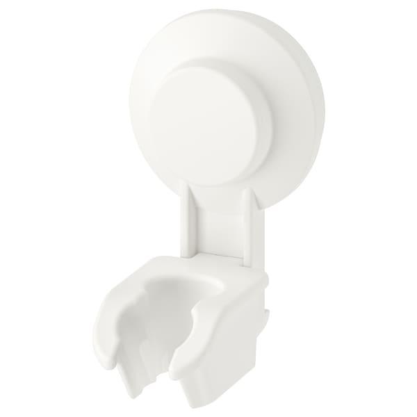 TISKEN hand shower park bracket w suc cup white 6 cm 8 cm 10 cm 3 kg