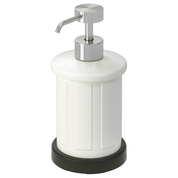 TOFTAN soap dispenser white 17 cm 400 ml