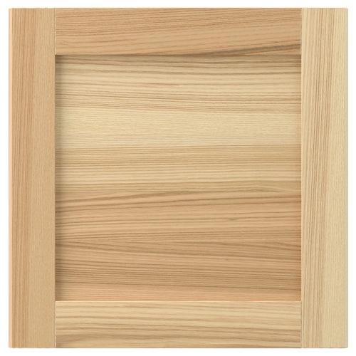 TORHAMN drawer front natural ash 39.7 cm 40.0 cm 40.0 cm 39.7 cm 2.0 cm