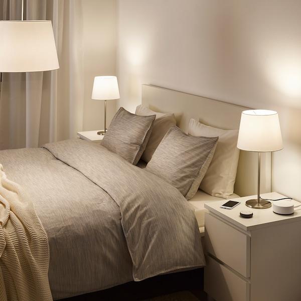 TRÅDFRI LED bulb E27 1000 lumen, wireless dimmable white spectrum/globe opal white