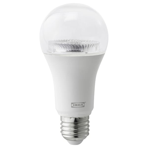 TRÅDFRI LED bulb E27 950 lumen wireless dimmable/white spectrum clear 950 lm 2700 K 12 W