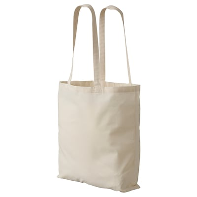 TREBLAD Carrier bag, unbleached