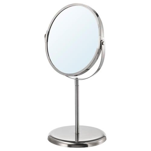 TRENSUM mirror stainless steel 33 cm 17 cm