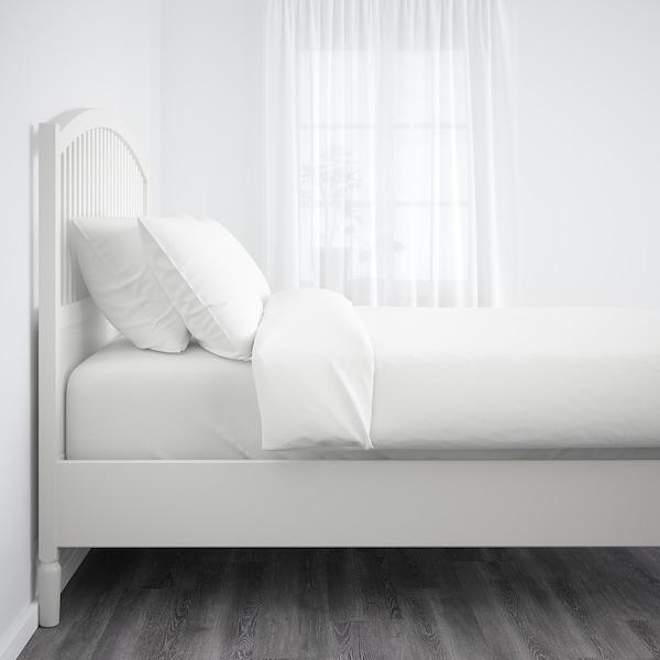 TYSSEDAL bed frame white 210 cm 127 cm 108 cm 33 cm 80 cm 200 cm 120 cm