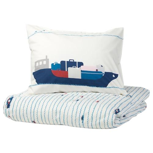 IKEA UPPTÅG Quilt cover and pillowcase