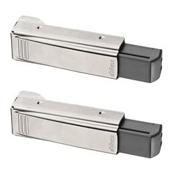 UTRUSTA door damper for hinge