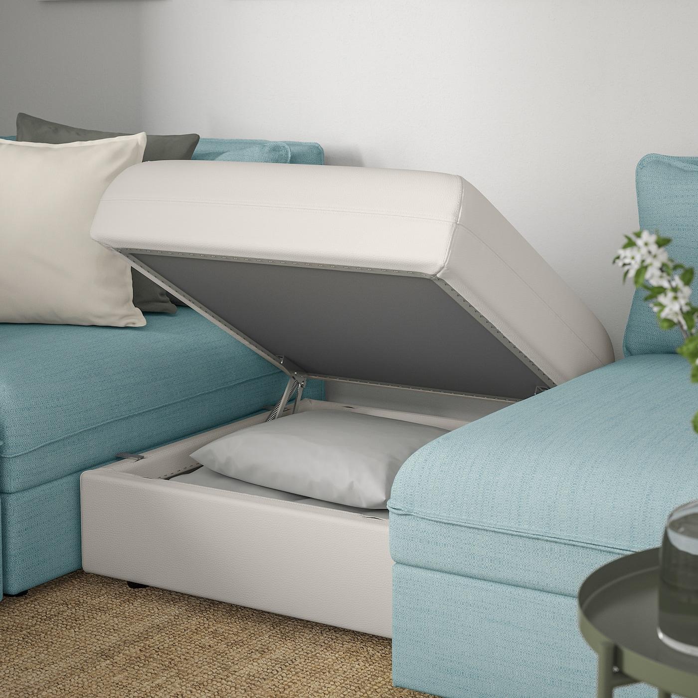 Vallentuna 4 Seat Modular Sofa W 3