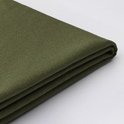 VALLENTUNA cover for seat module, Orrsta olive-green