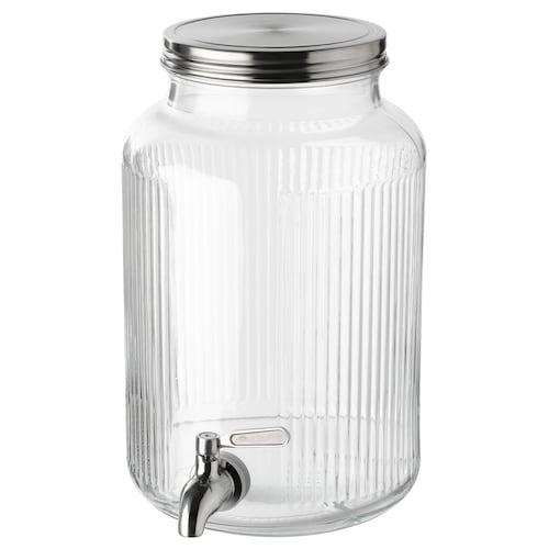 IKEA VARDAGEN Jar with tap