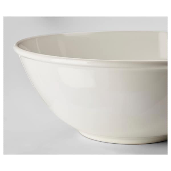 VARDAGEN serving bowl off-white 9 cm 24 cm
