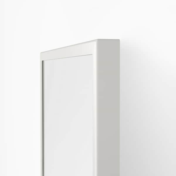VENNESLA standing mirror white 45 cm 177.6 cm 45 cm