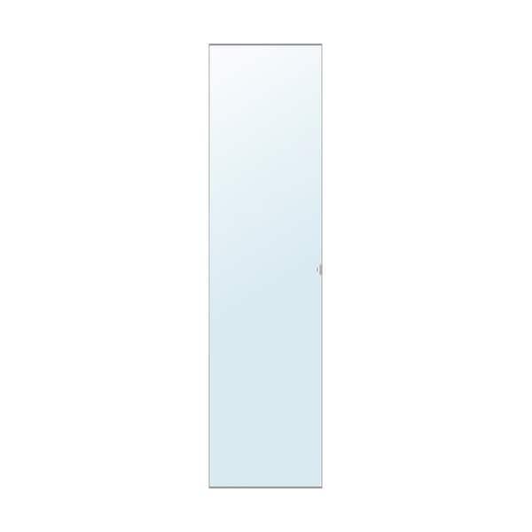 VIKEDAL door mirror glass 49.5 cm 194.6 cm 201.2 cm 1.9 cm