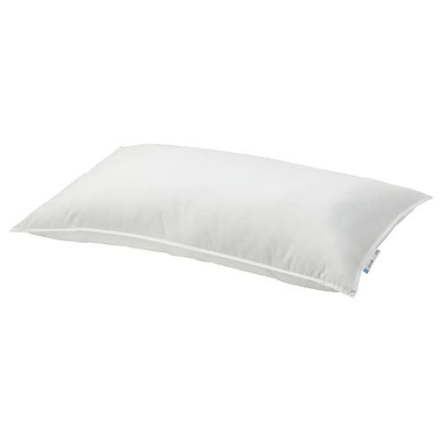 VILDKORN pillow, low 50 cm 80 cm 540 g 630 g