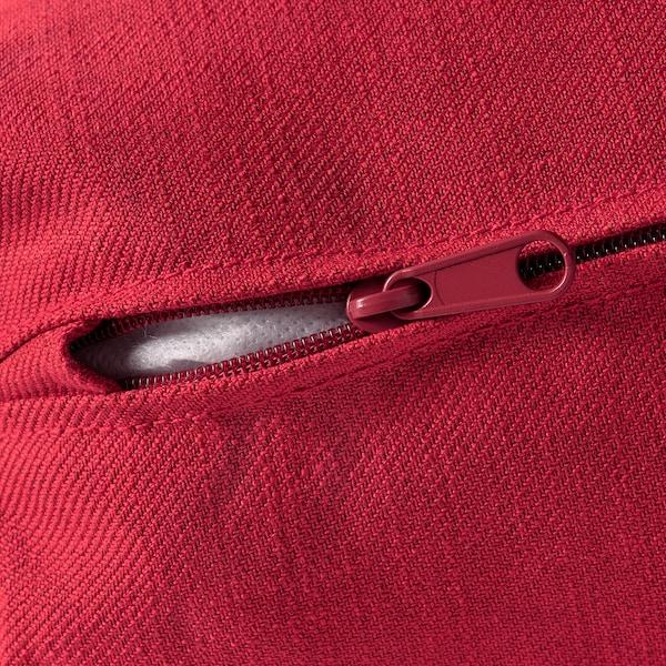 VIMLE 3-seat sofa Nordvalla red 83 cm 68 cm 241 cm 98 cm 6 cm 15 cm 68 cm 211 cm 55 cm 48 cm