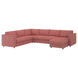 Cover: With chaise longue/dalstorp multicolour.