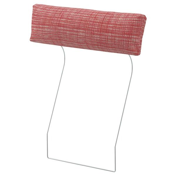 VIMLE Cover for headrest, Dalstorp multicolour