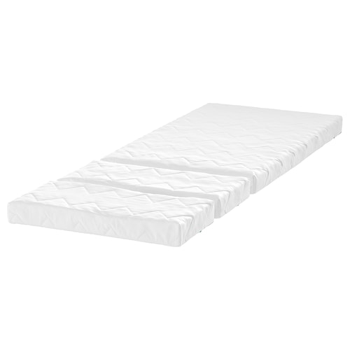 VIMSIG foam mattress for extendable bed 165 cm 130 cm 200 cm 80 cm 10 cm