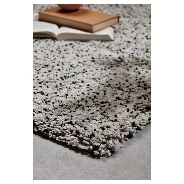 VINDUM rug, high pile white 270 cm 200 cm 30 mm 5.40 m² 4180 g/m² 2400 g/m² 26 mm