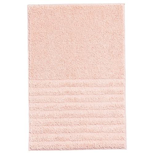 VINNFAR bath mat pale pink 60 cm 40 cm 0.24 m² 1310 g/m²