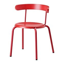 YNGVAR chair, red