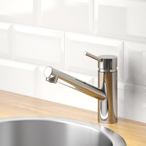 YTTRAN Kitchen mixer tap IKEA 10 year guarantee.   Read about the terms in the guarantee brochure.