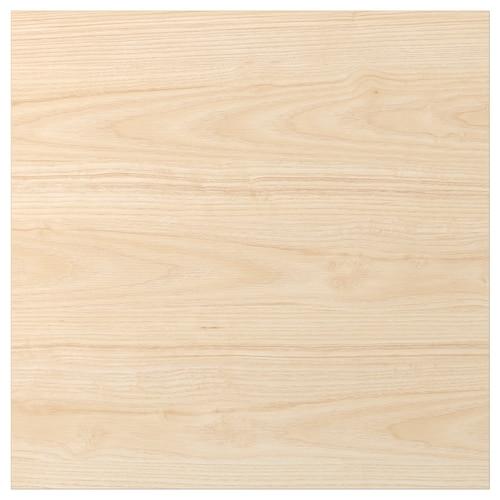 阿斯克松 柜门, 浅白蜡木纹, 60x60 厘米