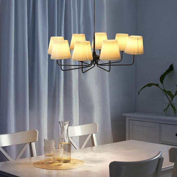 IKEA 安格兰 枝形灯,8枝