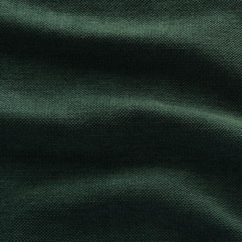 爱克托 3人沙发套+贵妃椅罩套, 塔米拉 深绿色