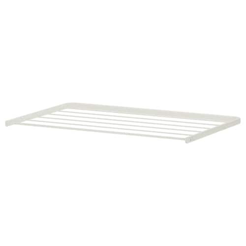 艾格特 晾衣架 白色 60 厘米 38 厘米